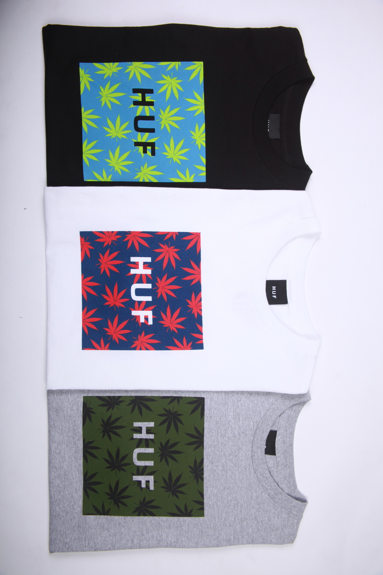All new HUF is now available on the webstore @ www.5pointz.co.uk