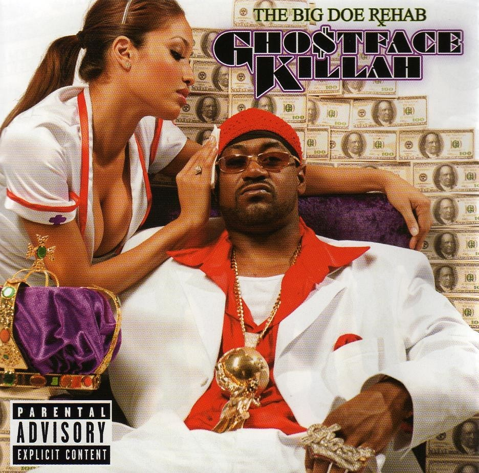 5 YEARS AGO TODAY |12/4/07| Ghostface Killah released his seventh album, The Big Doe Rehab, on Def Jam Records.