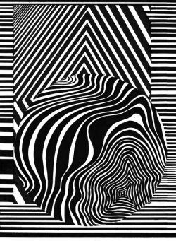 the-psychedelic-sea:  Dunja Jankovic - Zebra Fish