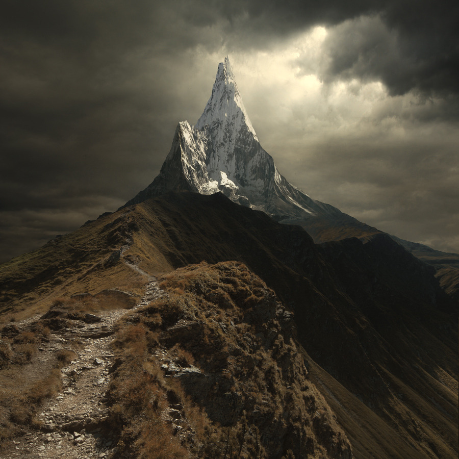 definitelydope:  Above All by Karezoid Michal Karcz