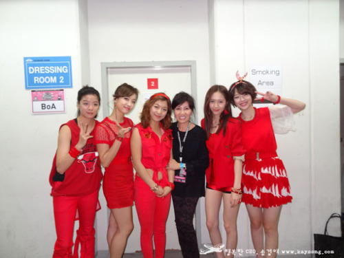 F(x) with CEO Kay Song