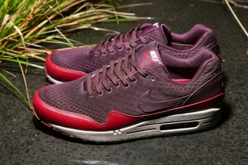 "News: Nike Air Max 1 EM - Red MahoganyHere is another version of the Air Max 1 in the new mesh ""EM"" with a Red Mahogany colorway, it is…View Postshared via WordPress.com"