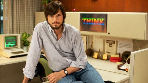 papermag:  Here's a peek at Ashton Kutcher as Steve Jobs.