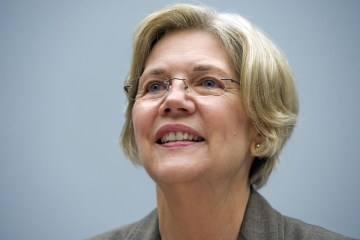 BREAKING: Elizabeth Warren wins a Senate Banking Committee Seat! Find out more: http://huff.to/Xmicoa'Reblog' if you are excited as we are!