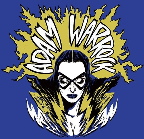 Totes ordered two Adam WarRock x Ming Doyle shirts on sale for $5 each! Since there were only larger sizes left, AK & I will be turning our shirts into dresses (like you do).