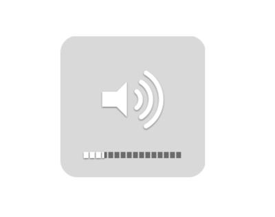 littlebigdetails:  OS X - Adjust the volume in 1/4 increments with shift+alt+volume keys. /via GDmac  Mind. Blown