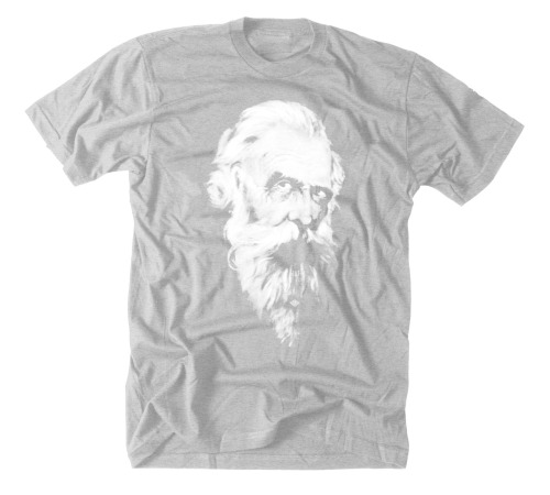 We are happy to announce that we now have The Old Man shirt available in both BLACK and GREY! Check out BANDCAMP for all merch!