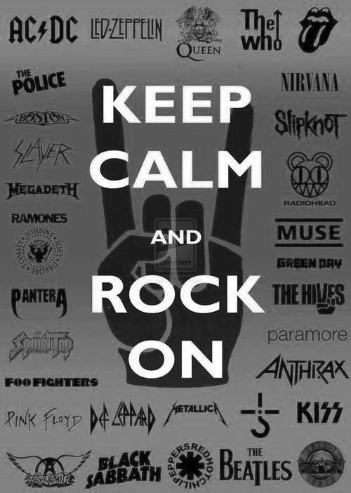 beatlesrockfanforever:  you simply cannot keep calm while listening to GOOD music…