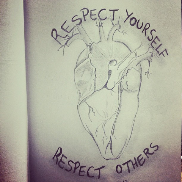 Respect day #art #drawing #respectday #myself #photos