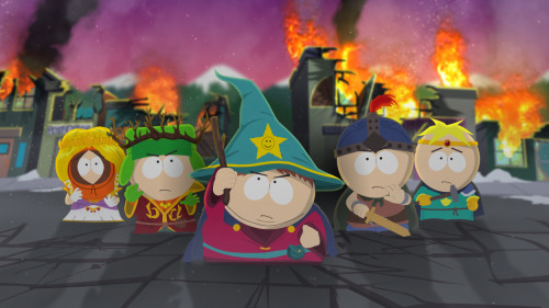 "southparkdigital:  ""South Park: The Stick of Truth"" has been nominated as the VGA's Most Anticipated Videogame! The winner is fan-selected, so vote here: http://cart.mn/spVGA"