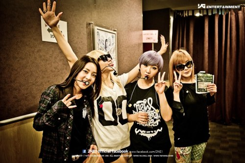 [OFFICIAL] 121204 2NE1 GLOBAL TOUR 2012 - NEW EVOLUTION (Singapore)