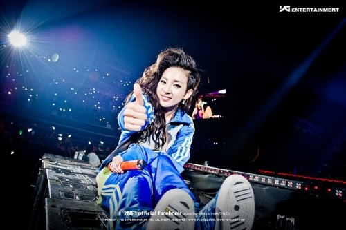 [OFFICIAL] 121204 DARA GLOBAL TOUR 2012 - NEW EVOLUTION (Singapore)