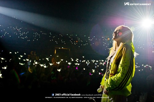 [OFFICIAL] 121204 CL GLOBAL TOUR 2012 - NEW EVOLUTION (Singapore)