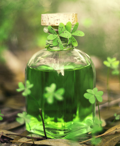 alternativepurple:  -Liquid Luck-