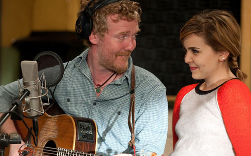 "Catch Glen Hansard in tonight's episode of NBC's Parenthood.  You can get his newest track, ""High Hopes"" on iTunes here: http://bit.ly/XmTROY All proceeds from the single will benefit the Susan G. Komen for the Cure Foundation! Watch a sneak peak of the episode here: http://bit.ly/SKa9wC"