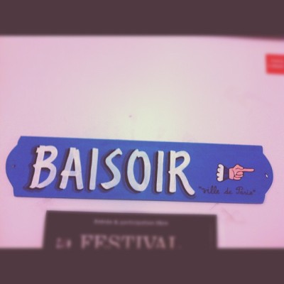 #maisondesartistes #baisoir #blue #paris