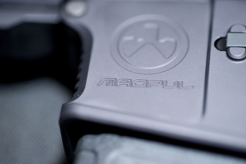 Magpul Lower by stuartp on Flickr.