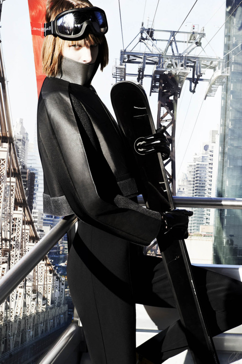 crfashionbook:   CITY SLOPE Photography Paul Maffi Read More