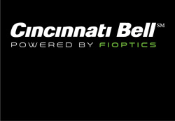 Fast. Forward. - A pitch created for Cincinnati Bell's Fioptics relaunch campaign. My proposal was designed to update company image and appeal to a tech savvy crowd, while avoiding a complete deviation from the existing brand. Familiar brand colors accent the updated look, and new typography is applied to deliver vital information.