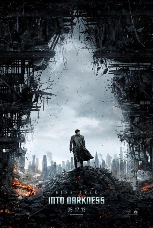 Star Trek…Into Darkness [Poster]