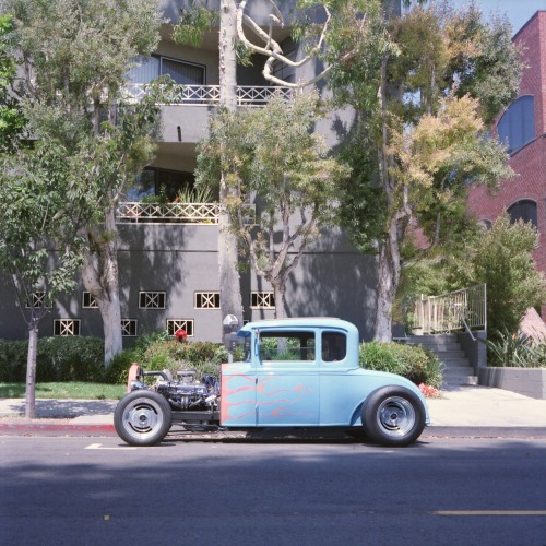 carsontheside:  Hot Rod on Sawtelle Blvd