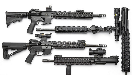 Centurion Arms C4 rails by stickgunner on Flickr.