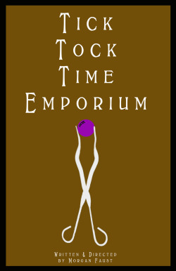 "Tick Tock Time Emporium by Morgan Faust. Max's mom never has enough time. In a strange pawn shop on the edge town, Max finds a man who buys and sells time of all varieties, but getting ""enough time"" will cost her more than she anticipated. WATCH THIS MOVIE ON SEED&SPARK"