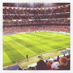 REAL MADRID - AJAX - via Arbeloas instagram