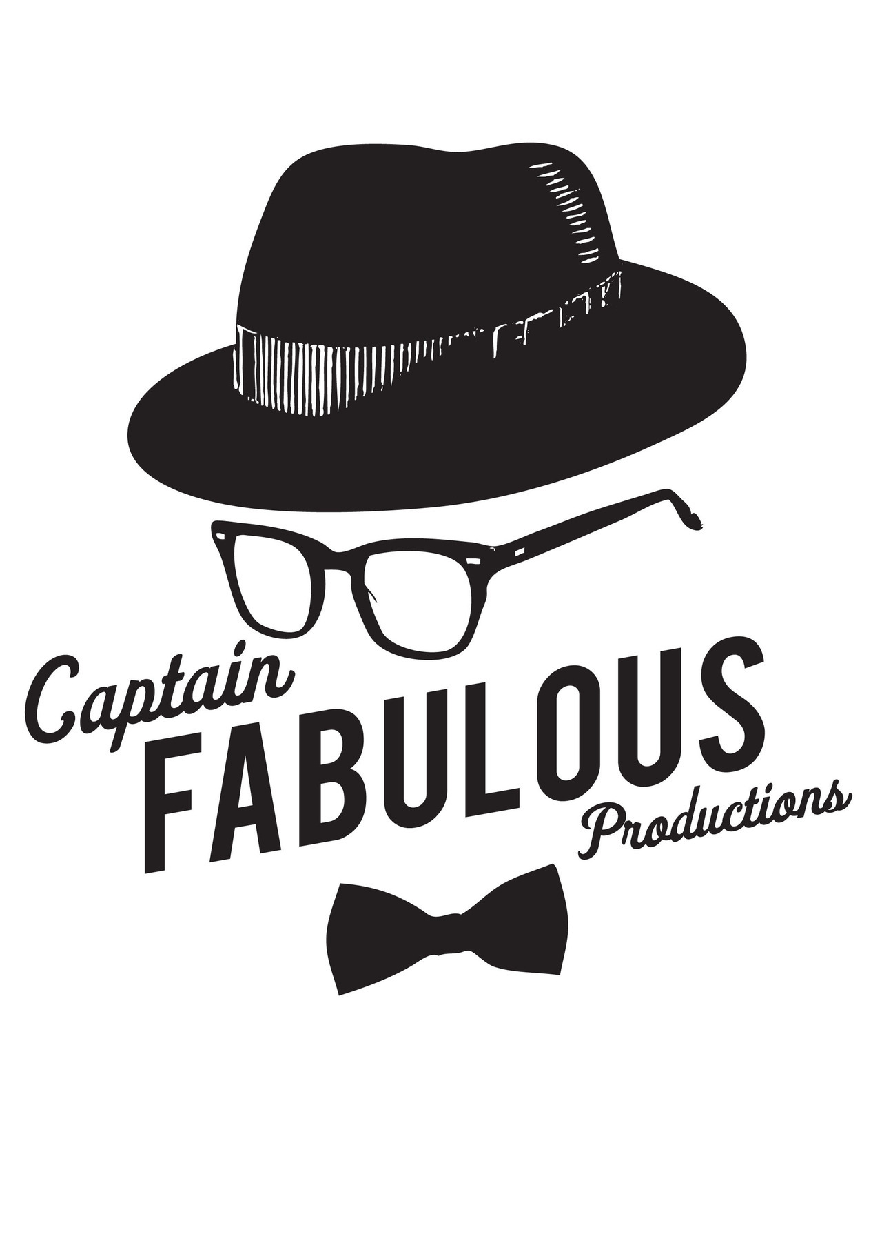 Captain Fabulous A new logo and identity project we've been working on.