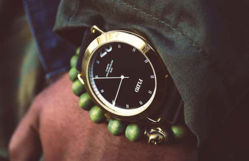 FLUD Watches 2012 Holiday Collection View Post shared via AnthemCulture.com