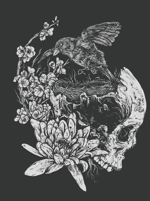 likeahorrormovie:  Gonna tattoo this next month if I have money, YEAH