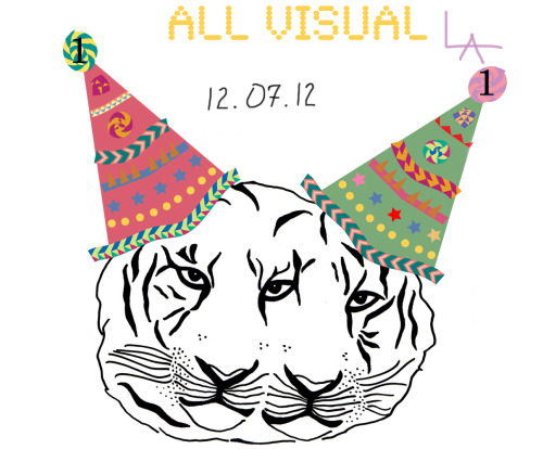 allvisual:  We are celebrating our 1 year Anniversary this Friday - December 7th, 2012!This slideshow event is especially exciting for us. Besides the usual awesome visuals and cash bar, there will be live music, sweet DJ sets, and a very special slideshow presentation from Henry Diltz!Slideshow contributors for this month:A. Dola Baroni, Alexandra Brown, Ana Cristina Coto, Caitlin Dennis, Henry Diltz, Sam Friedman, Julia Galdo, William Haswell, Mike Hernandez, Tattiya Kliengklom, Jimmy Marble, jon walter mocey-hanton, Adam Moskowitz, Michelle Alexis Newman, Lauren Randolph, Collins Schude, Ryan Schude, Ginevra Shay, Cody Smith, Graham Walzer, Lauren Ward, Billie WheelerWe hope you can be with us for this special event. Check out our Facebook antics here for more details!   I can't believe it's been a year! It's gonna be a blast.