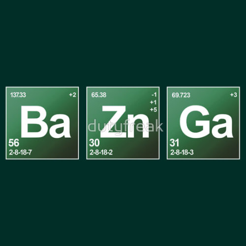 teedrobe:  Check out this Big Bang Theory t shirt Breaking Bazinga by dutyfreak which you'll find here. For more Big Bang Theory shirts visit teedrobe.com.