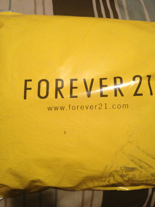 #fashion #love #haul #f21 #forever21