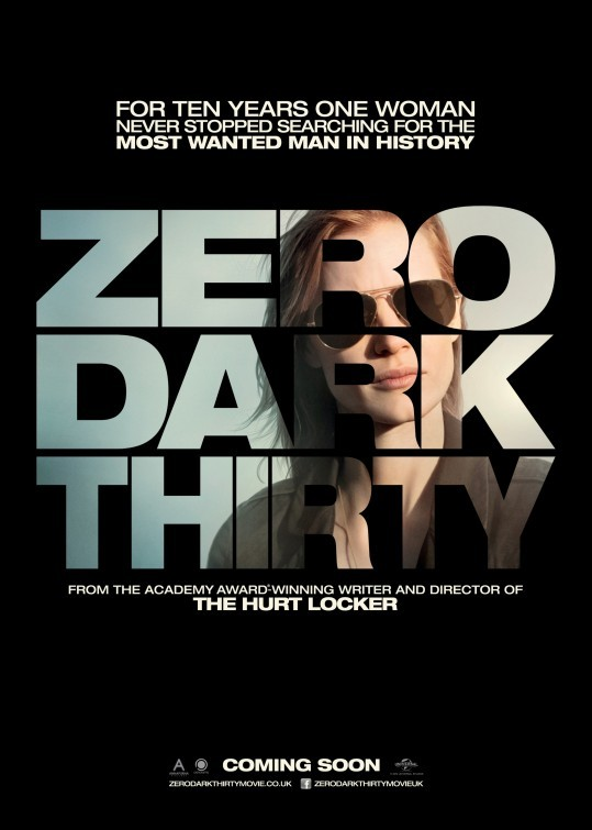 seriesandmoviesgallery:  Zero Dark Thirty (2012)