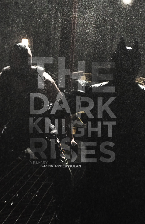 The Dark Knight Rises | Watched today