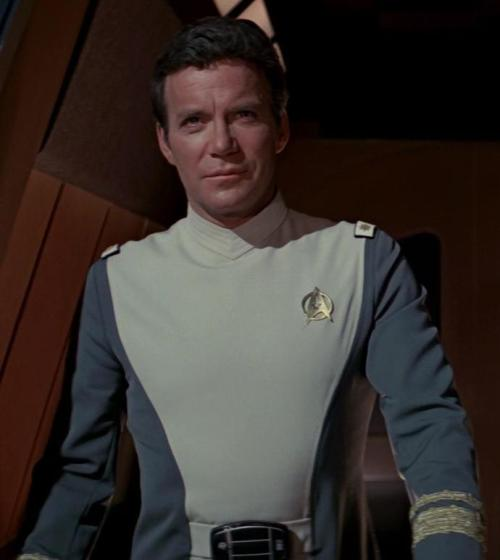 tildedrinkstea:  My favourite Star Trek uniform. Closely followed by the Star Trek Pilot episode unisex uniforms.