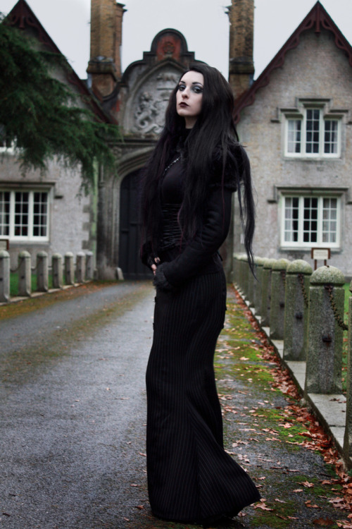 The Reckoning gothiclemodelling  Jessica Augarde Photography