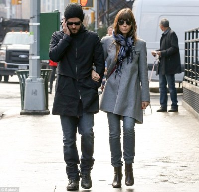 Justin Timberlake + Jessica Biel out in New York City Tuedsay…
