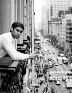 photography photoshoot Black and White hot Gossip Girl men new york Preppy nate archibald prep chace crawford mr. porter classytude