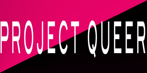 Project Queer Updates: new blog look! new twitter look! updated about section! made link pages more accessible! added a revolving map!  AND Project Queer passed 24,000 followers today!  Thanks to all who follow and spread the word.  Sincerely, Riley Konor