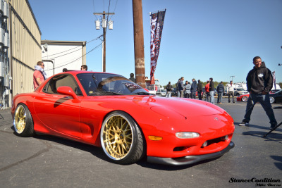 jdmlifestyle:  First Class Fitment 2012 - FD Photo By: Mike Burns Photography