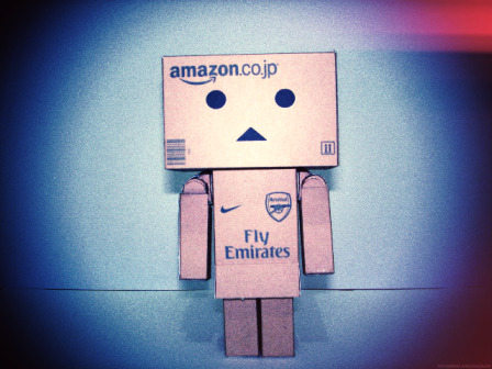 My Name is Danbo and I'm a Gooner. #VCC