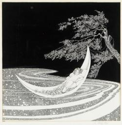 venusmilk:  In Sleepy Bay Illustrated by Ida Rentoul Outhwaite