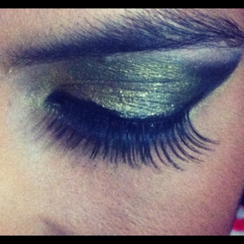#makeup #smookey #eye #night