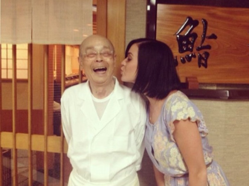 I'm going to eat at your restaurant one day Mr. Jiro..