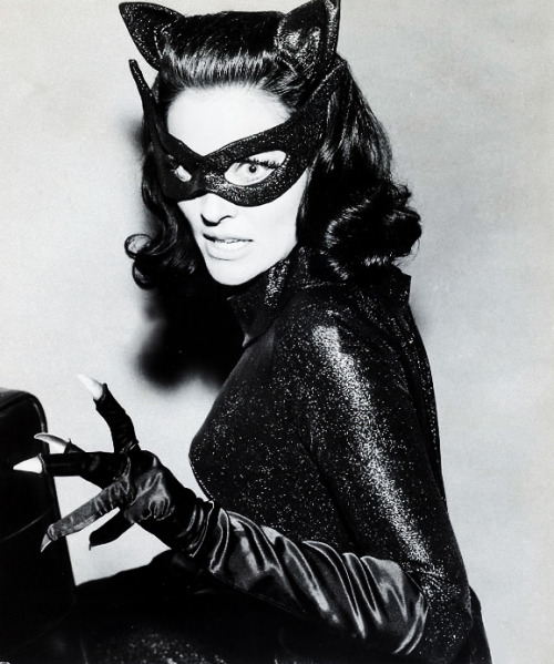 Lee Meriwether as Catwoman for the 1966 Batman film