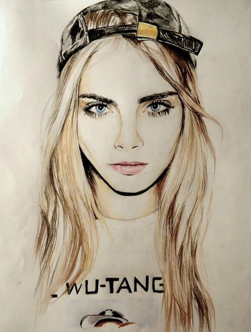 Cara Delevigne on @weheartit.com - http://whrt.it/VuPktw
