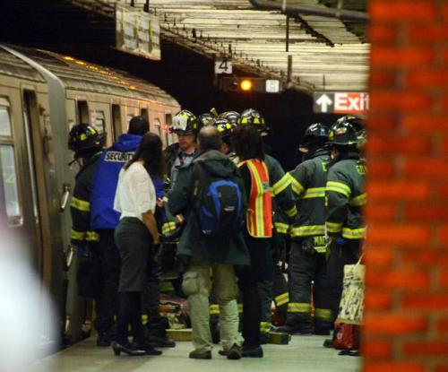 New York Man Killed After Being Pushed Onto Subway Tracks  A 58-year-old Korean American man was killed on Monday after being into the path of an oncoming subway in Manhattan by another man following an argument, according to news reports. Ki Suck Han of Elmhurst, Queens, N.Y., was trying to climb out from the subway tracks when he was struck and killed by the downtown Q train yesterday afternoon, the New York Daily News reported.  Continue reading →