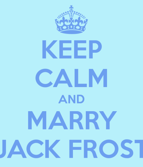 fyjackfrost:  DO IT
